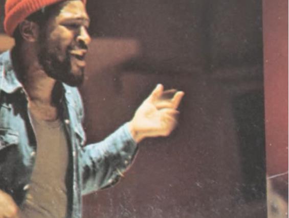 Eternamente Marvin Gaye – Lets get it on